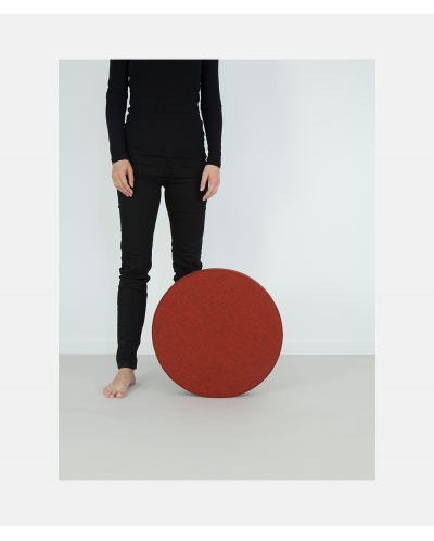 Move me - Midi/Maxi - Cushion Brick Red