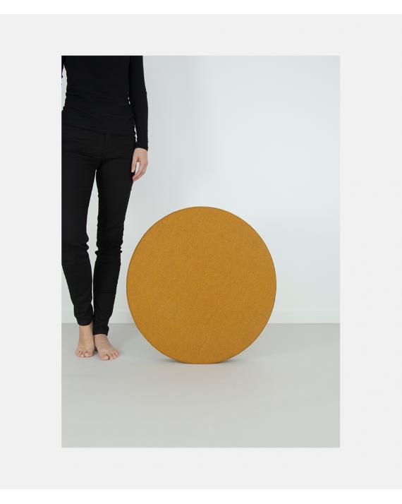 Move me - Wide - Cushion Mustard Yellow