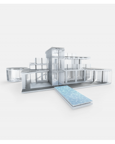 Arckit 360 Architectural Model Building Design Tool