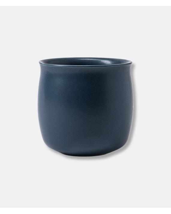Alev Vase 01 Twilight Blue