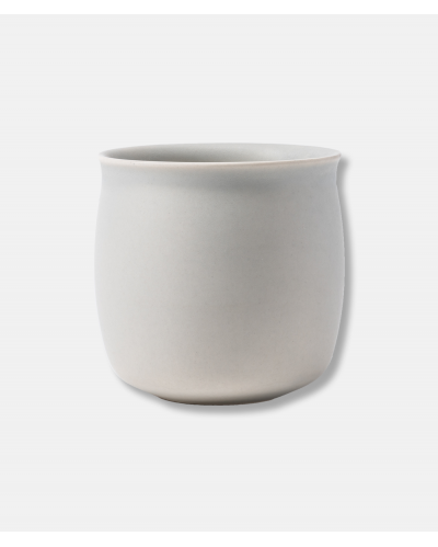 Alev Vase 01 Misty Grey