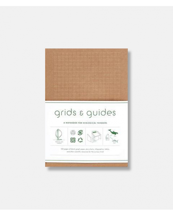 Grids and Guides Eco - A Notebook for Ecological Thinkers