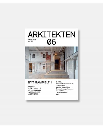 Arkitekten nr. 06 2020