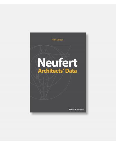 Neufert - Architects' Data, 5th edition