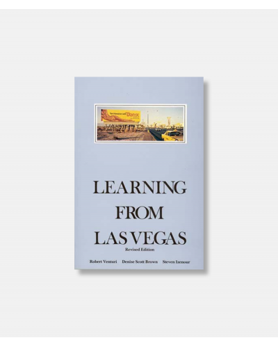 Learning from Las Vegas, rev edit