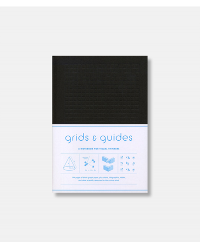 Grids and Guides - A Notebook for Visual Thinkers (hardcover)
