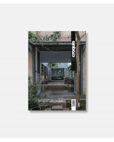 El Croquis 200: Studio Mumbai (2012-2019) In-Between Spaces