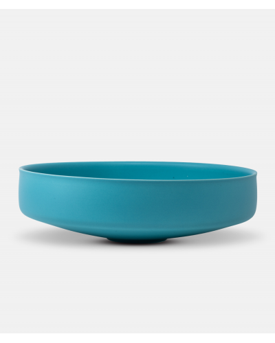 Alev Bowl 01- Large - Azure Blue