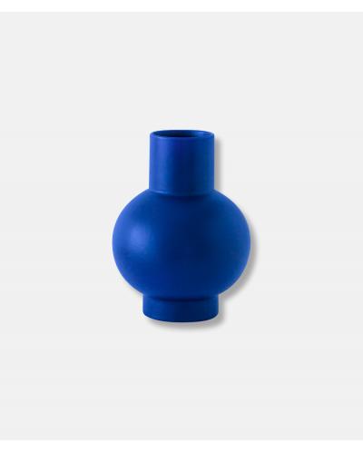 Raawii Strøm lille vase Horizon blue
