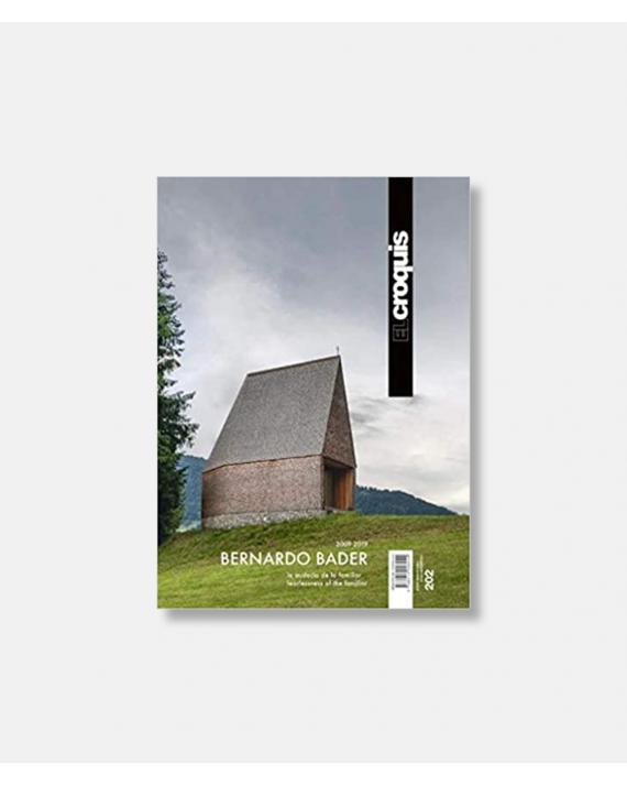 El Croquis 202: Bernardo Bader 2009-2019