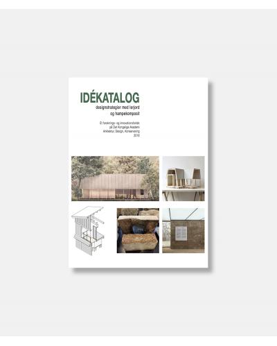 Idékatalog - designstrategier med lerjord og hampekomposit