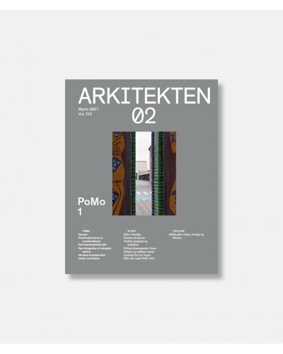 Arkitekten nr. 02 2021