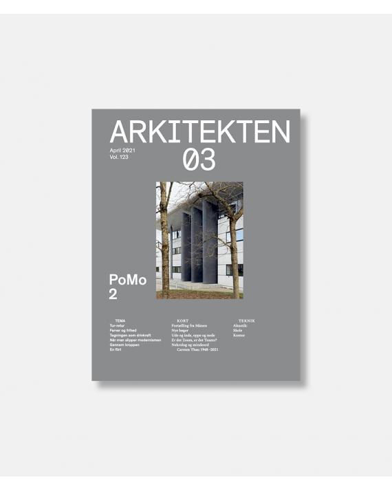 Arkitekten nr. 03 2021