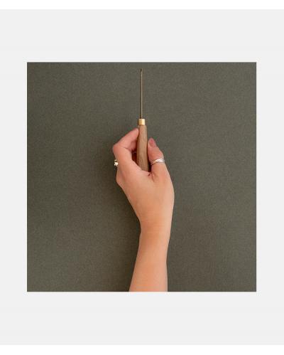 Lille flad skruetrækker - design Flid