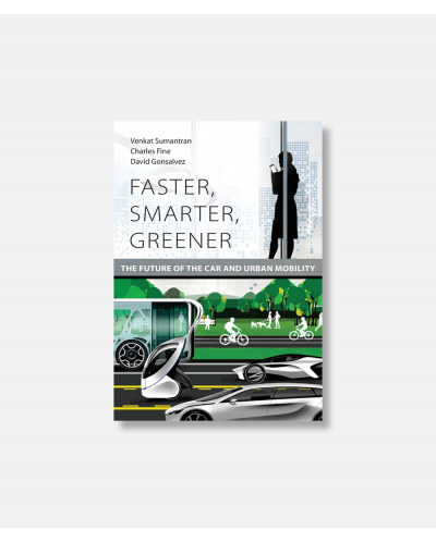 Faster, Smarter, Greener - The Future of the Car and Urban Mobility
