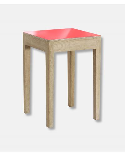 Siena Pink Stool - A Seat in Siena