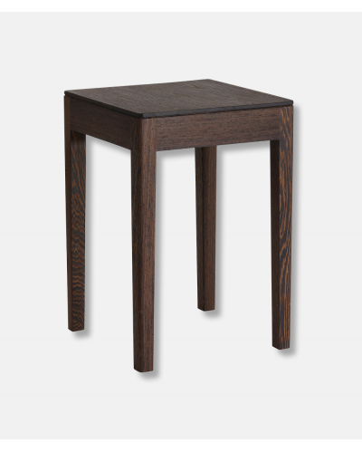 Wengé Stool - A Seat in Siena