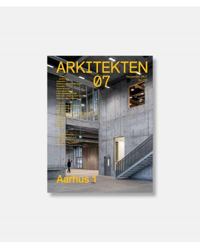 Arkitekten nr. 07 2021