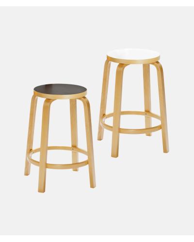 Alvar Aalto Bar Stool 64 - Design