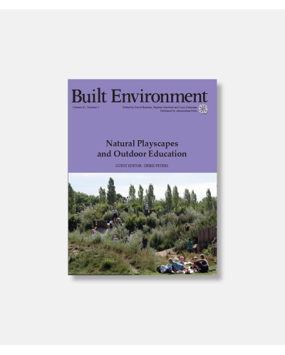 Natural Playscapes and Outdoor Education